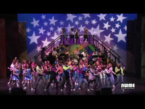 "Theatre Arts Guild - Back to the 80's ""We're The Kids In America"""