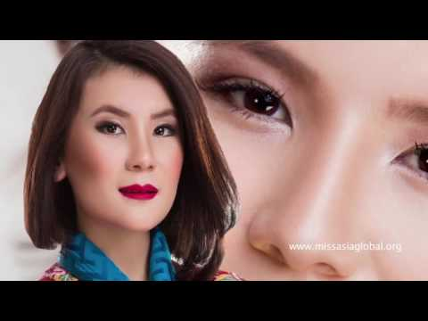 Miss Asia Bhutan - Kuenga Lhaden