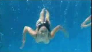 Hot Girls Under Water