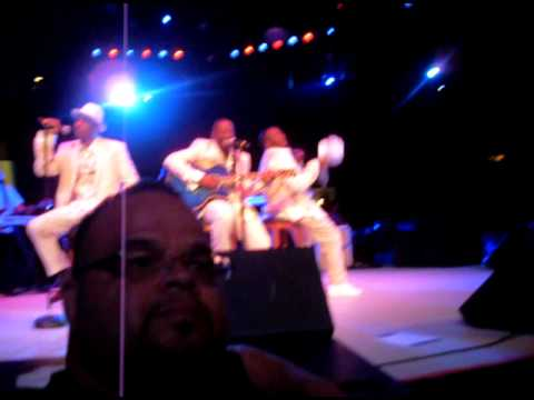 New Edition's Heads Of State - Home Again (live)