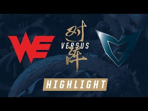 SSG vs WE Worlds Semifinals Match Highlights 2017