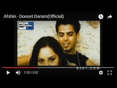 Afshin - Dooset Daram(Official)