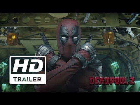 Deadpool 2 | Trailer Oficial 2 | Legendado HD