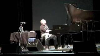 "bugge wesseltoft plays ""all blues"" at ljubljana jazzfestival july 09"