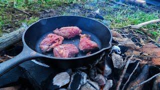PGCT #45 - Locally Butchered Steak On Coals