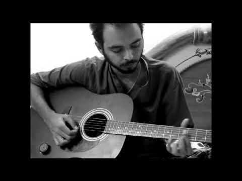 Malare (instrumental) from Premam, on guitar