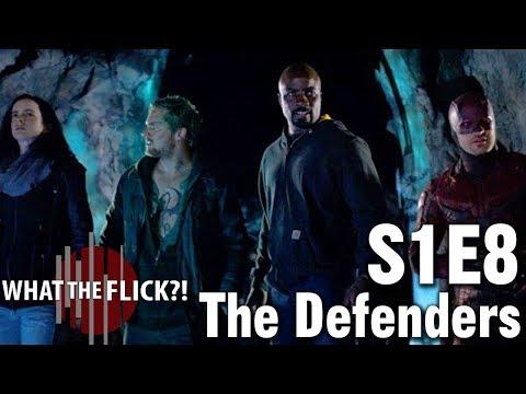 "The Defenders Season 1, Episode 8 ""The Defenders"" Recap"