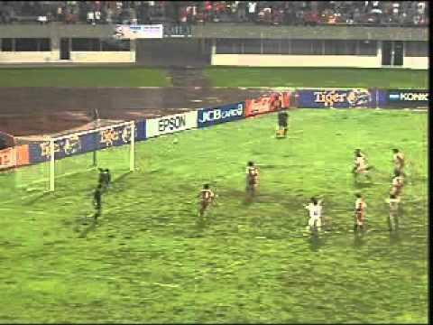 Singapore vs Myanmar : Tiger Cup 2004 Semifinal (2nd Leg)