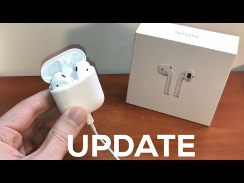 HOW TO UPDATE Apple AirPods Firmware!! - Software Update Tutorial