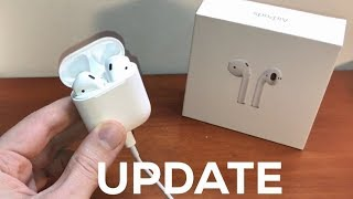 Gambar cover HOW TO UPDATE Apple AirPods Firmware!! - Software Update Tutorial