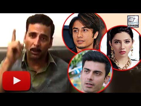 Akshay Kumar REACTS To BAN On Pakistani Artists | LehrenTV