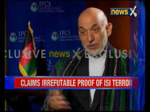NewsX Exclusive: Former President of Afghanistan Hamid Karzai speaks to NewsX