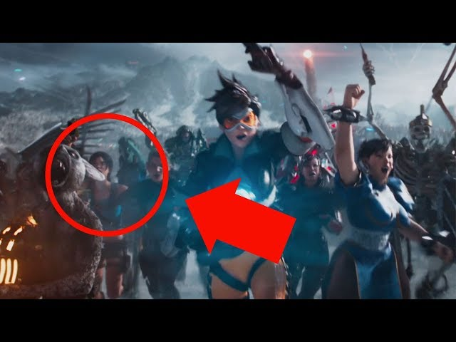 EVERY Pop Culture Easter Egg in Ready Player One Trailer #2