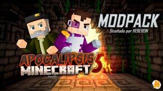 APOCALIPSIS MINECRAFT 5 | Modpack 1.7.10 | Server | @HeberonYT