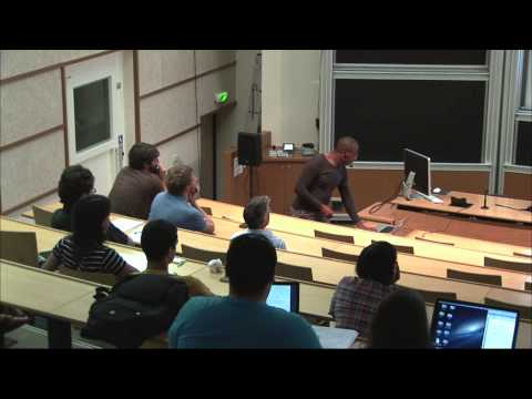 Boniface Nkonga: Models and approximations of some geophysical events