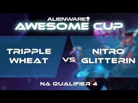TrippleWheat vs NitroGlitterin - AAC2: NA Qualifier 4