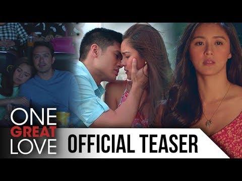 One Great Love Teaser: Opens December 25 | 2018 Metro Manila Film Festival