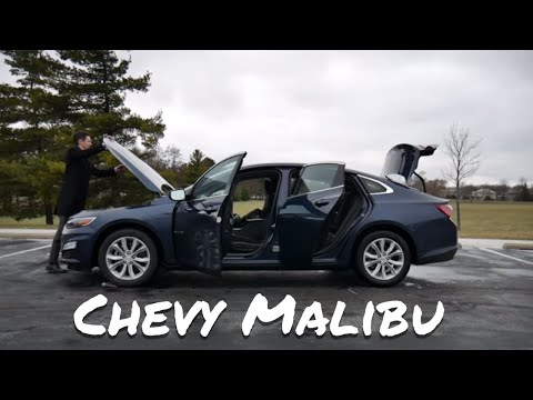2019 Chevy Malibu LT | full review and test drive
