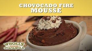 Chovocado Mousse, Wholly Guacamole® Dip Recipes