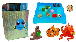 Baby Dory Bag Of Surprise Blind Bags from Disney Pixar Finding Dory + Shopkins thumbnail