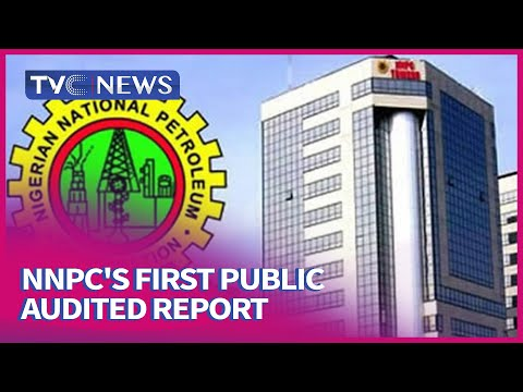 NNPC's first Public Audited Report  since inception