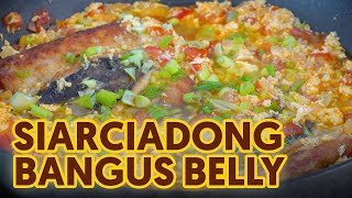 SARCIADONG BANGUS BELLY | CARDILLO | KARDILYONG ISDA | PANLASANG PINOY FISH RECIPE