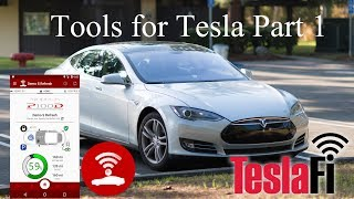 Two amazing tools for your Tesla