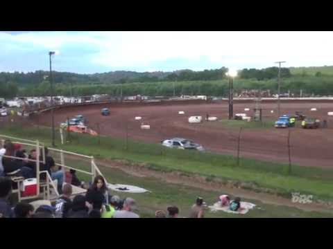 Midway Speedway | 6.5.16 | AMRA Modifieds | Dash