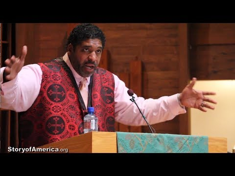 Moral Lens of Justice — Rev. Barbers most compelling 7 minutes to date