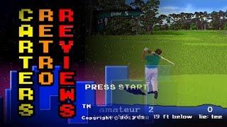 PGA Tour 97 / Sega Saturn - Carters Retro Reviews