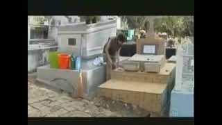 A Maldição do Limpa Túmulos -- Histórias que o Povo Conta -- Programa do Ratinho -- SBT