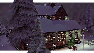 ❄ Зимняя Резиденция / Строительство / The Sims 4