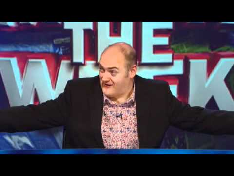 Mock The Week - Ed Miliband