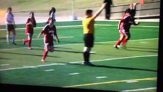 Tyler Schemonia Soccer Forward varsity Eisenhower High School, Lawton Oklahoma