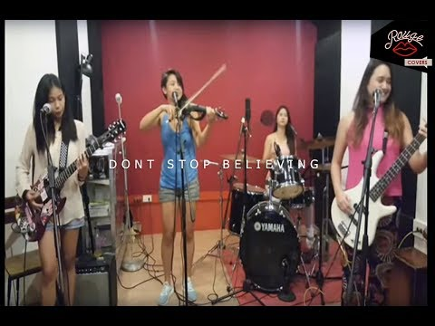 Journey's Don't Stop Believing - Rouge Rendition