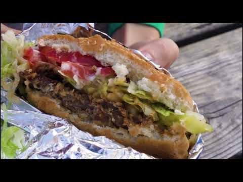 Take the Dive - Episode 1 - Burgers
