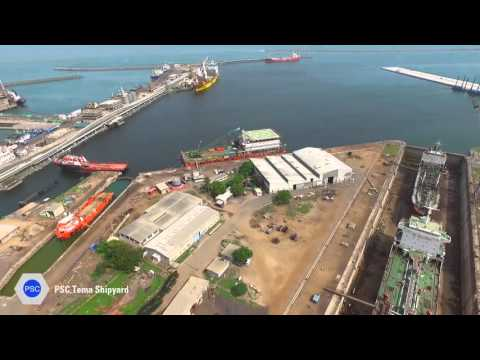 PSC Tema Shipyard