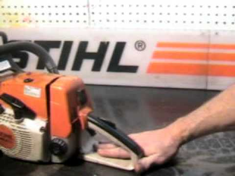 The Chainsaw Guy Talk Stihl Ms 260 9 21