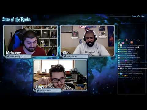 State of the Realm #138 - Patch 4.1 Spoilercast