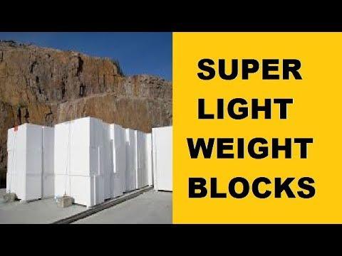 Expanded Polystyrene Blocks - EPS
