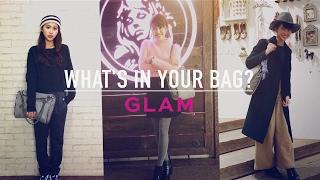 タレント&モデルの三原勇希さんがかばんの中身を公開。洋服のコーディ...