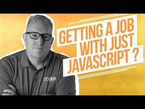 Is Just Javascript Enough To Get A Web Developer Job? #DevQandA