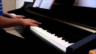 ร่มสีเทา -- WhatChaRaWaLee (piano cover by Gun)