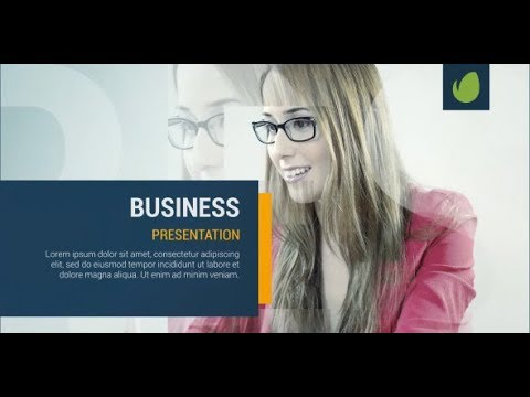 AE Video Display Template - Business Presentation - YETYYY