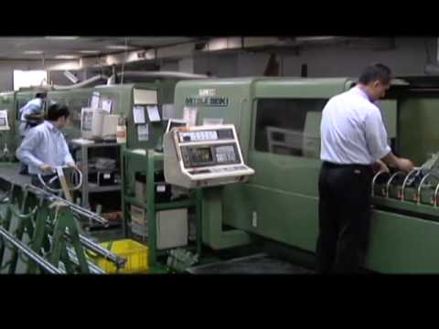 The Story of Taiwan's Industry Clusters  #4 Machinery Industry