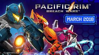 Pacific Rim: Breach Wars (Teaser)