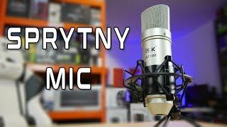 Mikrofon USB ISK AT100 test i recenzja sprytnego urządzenia w rozsądnej cenie - VBT