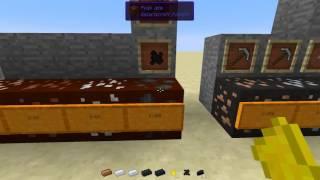 Руды и слитки в Galacticraft 3
