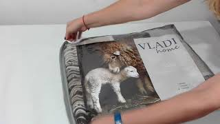 "Плед 200х220 Vladi ""Эльф"" №5 - обзор"