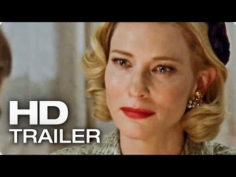 CAROL Official Trailer (2016)